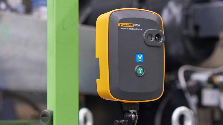 Filmwerks International tests out the new thermal imaging sensor