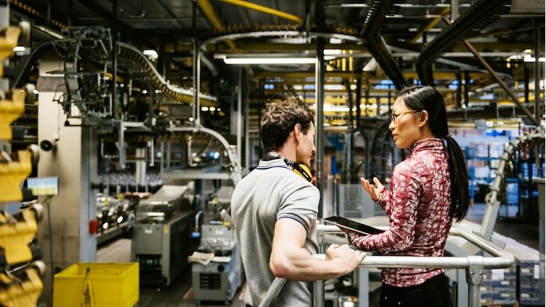 The manufacturing workforce skills gap