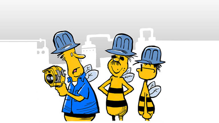 The Hive: Thermal imaging and its many uses