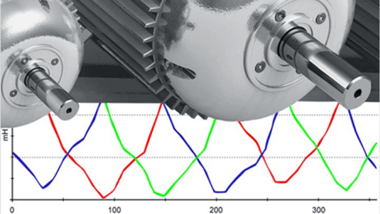 How today's advanced electric motor testing technologies expose motor failure