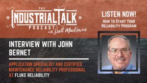 Industrial Talk with John Bernet poster