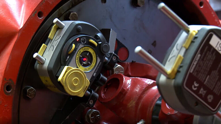 The most costly pitfalls in laser shaft alignment