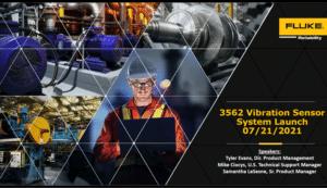 Fluke 3562 webinar slide
