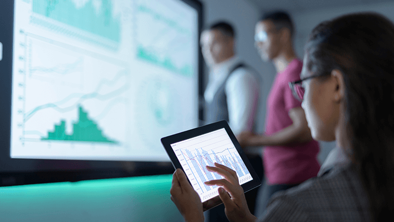 How business intelligence (BI) software and CMMS from eMaint boost data insights